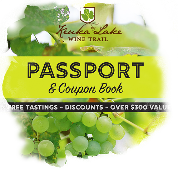Keuka Lake Wine Trail Passport